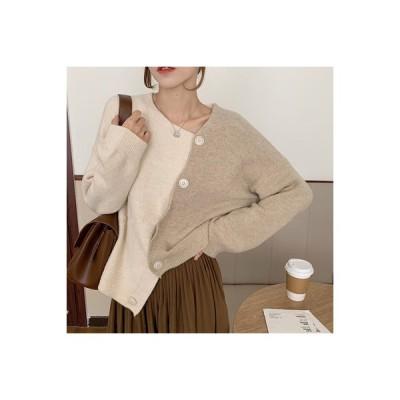 【送料無料】不規則なセーター 女 ルース アウトドア 秋冬 年 オーバーサイズ 風 西洋風   364331_A64199-6949046