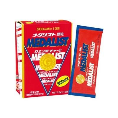 MEDALIST メダリスト 顆粒500ml用 レモン果汁風味 15g×12袋 888135