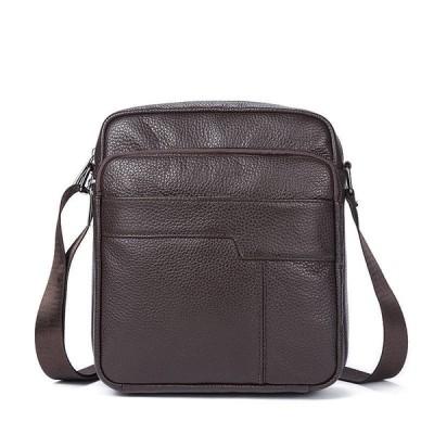 2Way バッグ ショルダーバッグメンズ ビジネスバッグ 手提げかばん 斜めがけ 肩掛け 通勤 合成革 鞄 カバン 社会人 通学 旅行 出張 カジュアル 男性用 バッグ