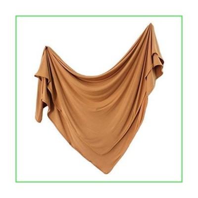 Lubella Supply Company Jersey Swaddle Blanket, Baby Blanket, Boys or Girls, Nursing Cover (Desert)