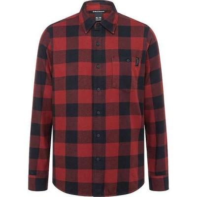ブラックダイヤモンド メンズ シャツ トップス Black Diamond Men's Zodiac LS Flannel Shirt