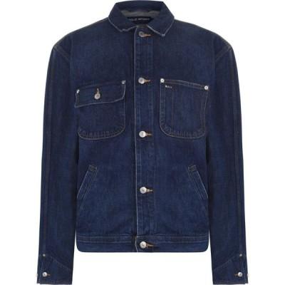 ラルフ ローレン POLO RALPH LAUREN メンズ ジャケット Gジャン アウター Sport Denim Jacket Blue Wash