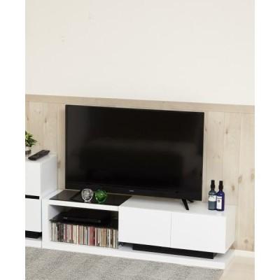 クロシオ 鏡面TVボード W120