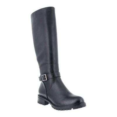 パトリシア ブーツ&レインブーツ シューズ レディース Obelia Knee High Boot (Women's) Black Synthetic
