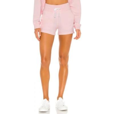 リリーボッド lilybod レディース ショートパンツ ボトムス・パンツ x REVOLVE Tika Rolled Cuff Short Pink