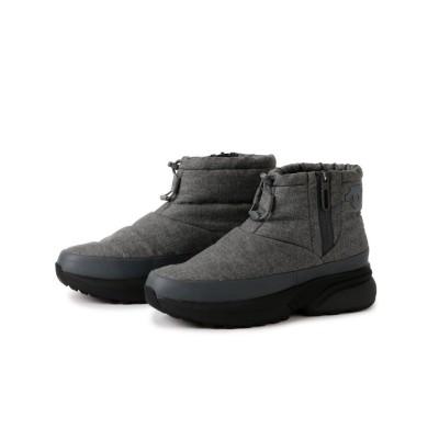 【ビューティ&ユース ユナイテッドアローズ】 <DESCENTE (デサント)> ACTIVE WINTER BOOTS SHORT/ブーツ メンズ MDGRAY 25cm BEAUTY&YOUTH UNITED ARROWS