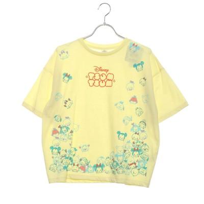 ディズニー Disney レディース 半袖Tシャツ DN-9C22189TSTM