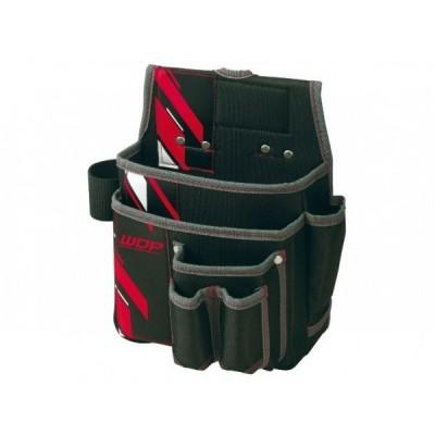 NEXUS 釘袋 工具差付 レッド H290×W270×D170mm XPS-21RD