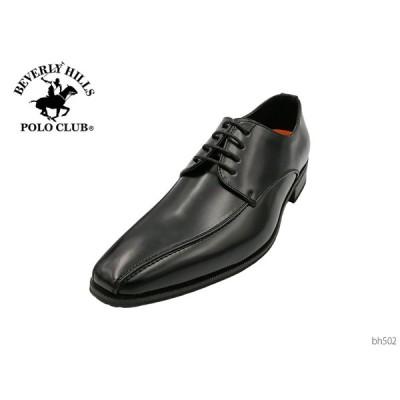 BEVERLY HILLS POLO CLUB ビバリーヒルズポロクラブ BH502 メンズ ビジネスシューズ レースアップ 靴