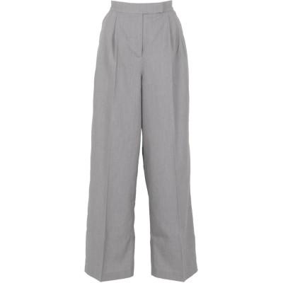 コウベレタス KOBE LETTUCE スーツパンツ【ワイドパンツ】 [M2599] (ライトグレー)