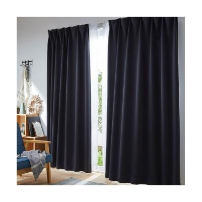 【お買い得】遮光カーテン【日本製】 ドレープカーテン(遮光あり・なし) Curtains, blackout curtains, thermal curtains, Drape(ニッセン、nissen)