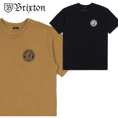 ブリクストン BRIXTON 半袖Tシャツ RIVAL IIスタンダードフィット 06519メール便対応可  MEN'S/BRIX320