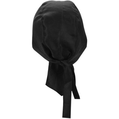 メンズ バンダナキャップ バンダナ帽 シェフ帽子 フリーサイズ 吸汗速乾 インナーキャップ 海賊 帽子 伸縮性がよい ヘッドラップ ヘッドバンド 自転
