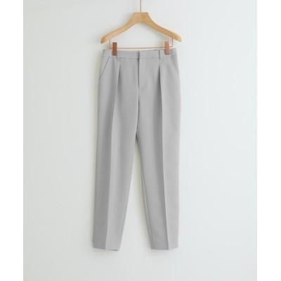 PUBLIC TOKYO / 極エバークリーステーパードパンツ WOMEN パンツ > スラックス