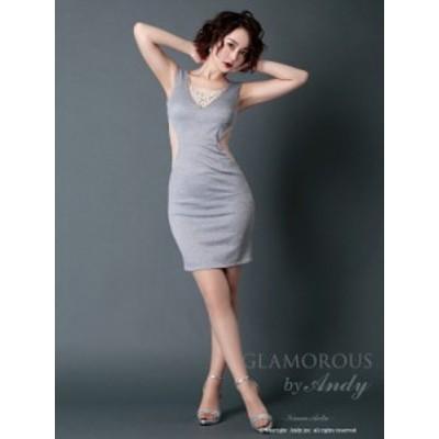 GLAMOROUS ドレス GMS-V594 ワンピース ミニドレス Andyドレス グラマラスドレス クラブ キャバ ドレス パーティードレス