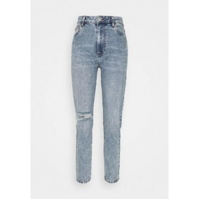 コットンオン デニムパンツ レディース ボトムス Relaxed fit jeans - cabarita blue