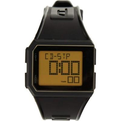 ディーゼル Diesel メンズ 腕時計 デジタルウォッチ Chopped Digital Watch - DZ1943 Black