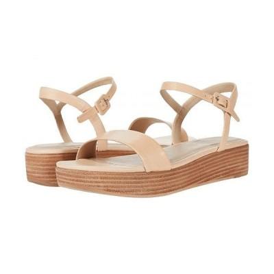ABLE レディース 女性用 シューズ 靴 ヒール Larissa Platform Sandal - Veg Tan