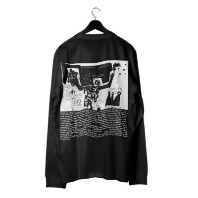 プリント Tシャツ ロンT プリントフォトT  プリント ホワイト    ブラック   40代 30代 20代  メンズ半袖  大きいサイズ