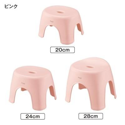 風呂いす 湯桶 3サイズから選べる風呂椅子 Emeal ピンク