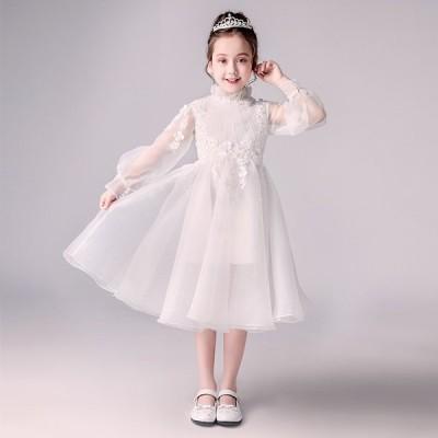 子供ドレス フォーマル 結婚式 発表会 ロング ワンピース フラワーガール パーティー 七五三 入学式 演奏会