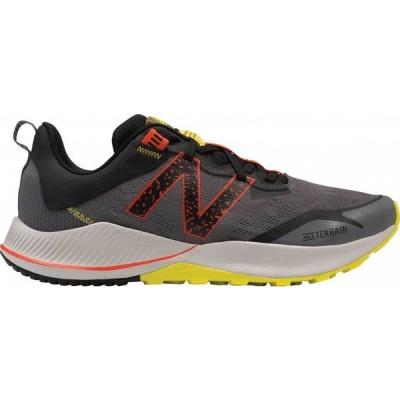 ニューバランス New Balance メンズ ランニング・ウォーキング シューズ・靴 DynaSoft Nitrel v4 Trail Running Shoe Grey/Yellow