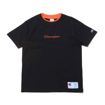 チャンピオン Champion 半袖Tシャツ ティーシャツ (BLACK) 20SS-I at20-c