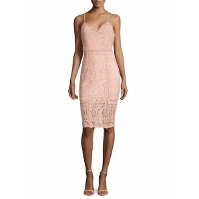 レディース ワンピース Lace Midi Dress