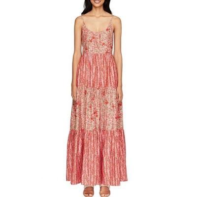 ローラー・ラビット レディース ワンピース トップス Rhody Tiered Dakota Maxi Dress Pink