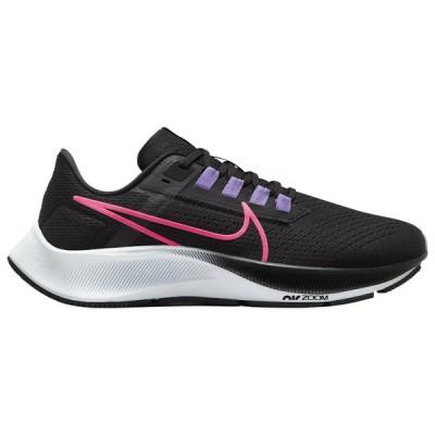 ナイキ Nike レディース ランニング・ウォーキング エアズーム シューズ・靴 Air Zoom Pegasus 38 Black/Hyper Pink/Lilac
