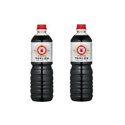 盛田 マルキン デラックス醤油 1L × 2本