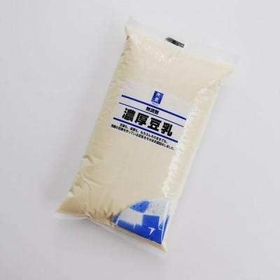無調整濃厚豆乳 10本セット (1000ml×10本)
