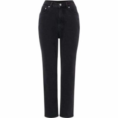 チープマンデー Cheap Monday レディース ジーンズ・デニム ボトムス・パンツ Donna High Rise Mom Jeans Black