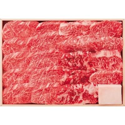 産地直送お中元ギフト 松阪牛モモバラ焼肉用 V6039017T