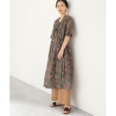 レディース ジャーナルスタンダード 【SOIL/ソイル】CACHE COEUR SHORT/SL DRESS:ワンピース グレーA 2