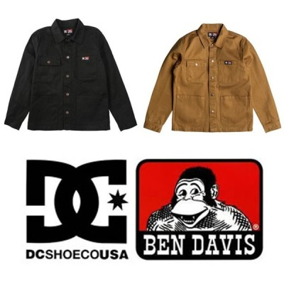 BEN DAVIS ベンデイビス コーチジャケット メンズ ジャケット ベンデイビス ウインドブレーカー ロゴ ナイロンジャケット