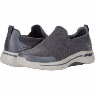 スケッチャーズ SKECHERS Performance メンズ スニーカー シューズ・靴 Go Walk Arch Fit - Togpath Charcoal