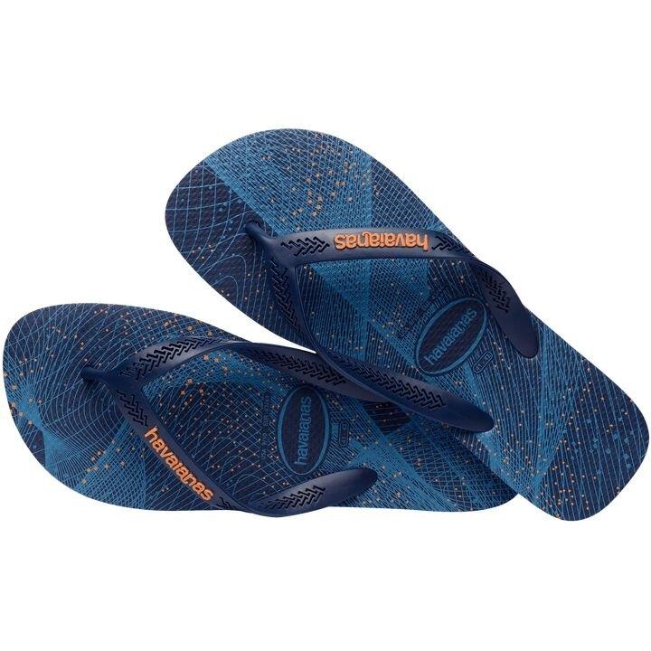 【哈瓦士havaianas】巴西平輸  AERO GRAPHIC 透氣鞋帶 5927藍色 巴西 人字拖 哈瓦士 男款►超取499免運