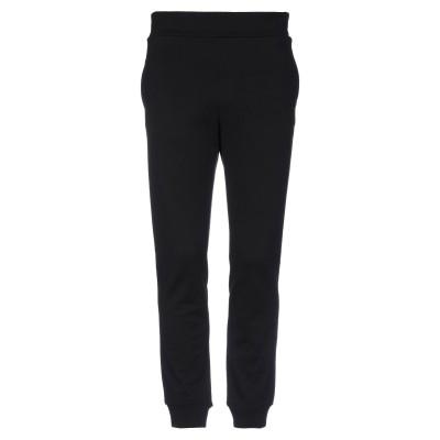 VERSACE パンツ ブラック S コットン 100% / レーヨン / ポリエステル パンツ