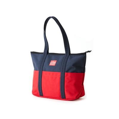 【マンハッタン ポーテージ】 Tompkins Tote Bag ユニセックス D.Navy/Red M Manhattan Portage