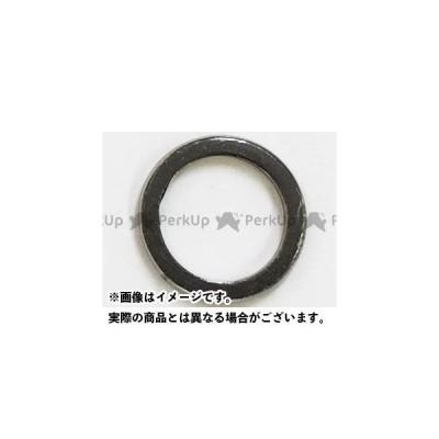 【無料雑誌付き】キジマ ヤマハ車用 マフラーガスケット 10枚セット メーカー在庫あり KIJIMA