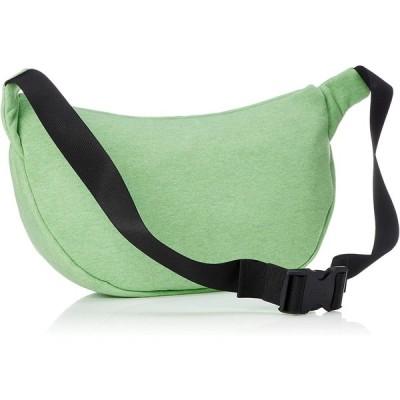 チャムス CHUMS Banana Diagonal Waist Bag Sweat H/Lime