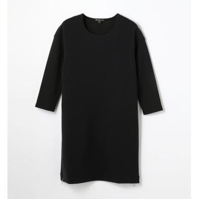 【トゥモローランド/TOMORROWLAND】 フリース サイドジップドレス WSJN6453