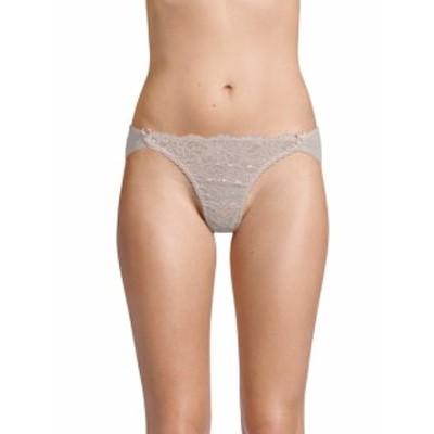 ミミホリデー レディース アンダーウェア 下着 Mesh Lace Bikini Brief