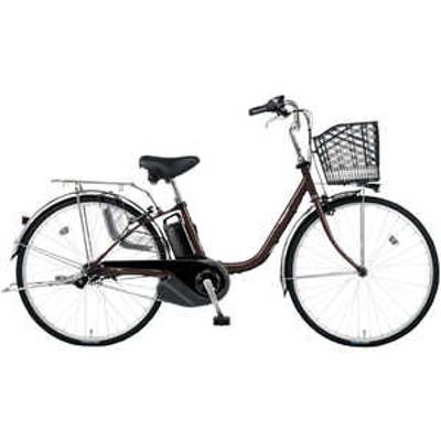 パナソニック Panasonic 電動アシスト自転車 ビビ・SX チェスナットブラウン BE-ELSX432T2 [3段変速 /24インチ] チェスナットブラウ BE_ELSX432T2