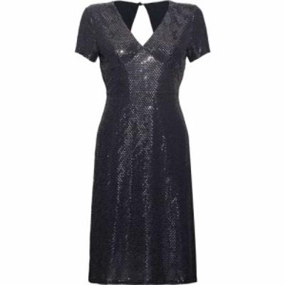 ユミ Yumi レディース パーティードレス ワンピース・ドレス Silver Sparkle Slinky Party Dress Silver