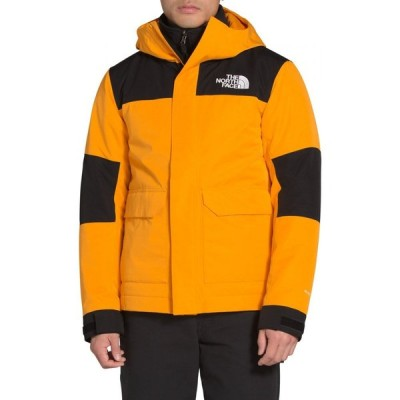 ザ ノースフェイス THE NORTH FACE メンズ ジャケット フード アウター Cypress Heatseeker' Eco Water Repellent Hooded Jacket Summit Gold