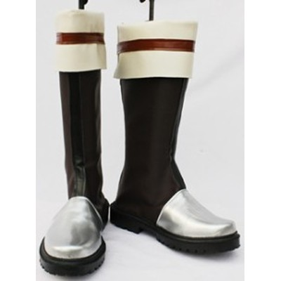 Gargamel  コスプレ靴 Legendary Heroes 英雄伝説VI 空の軌跡 クルツ・ナルダン コスプレブーツm1044