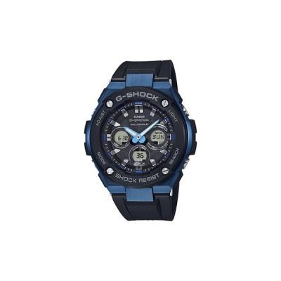 ジーショック G-SHOCK 腕時計 G-STEELアナデジ電波ソーラーM GST-W300G-1A2JF ギフトラッピング無料