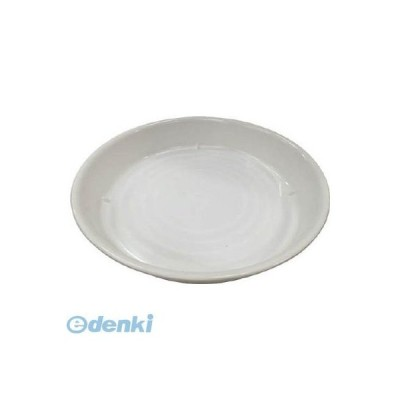 アイリスオーヤマ  HUMD12W 鉢受皿中深型 ホワイト 12号 IRIS HUMD-12-W 157810